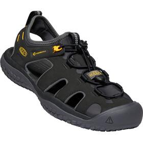 Keen Solr Sandals Men black/gold